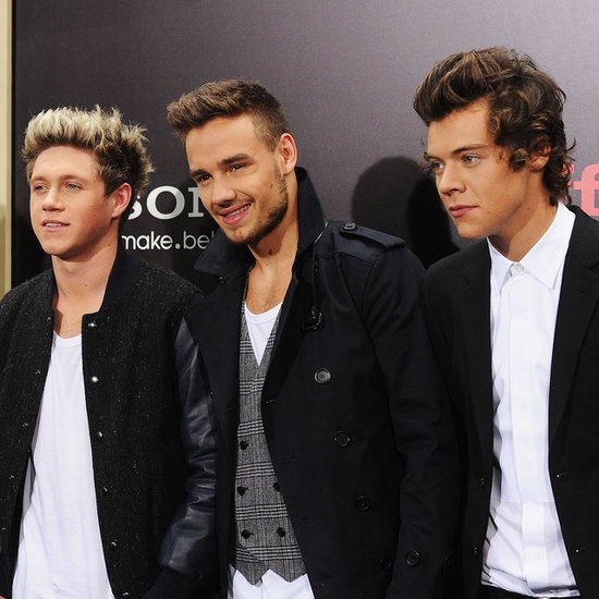 One Direction This Is Us NYC Premiere Pictures