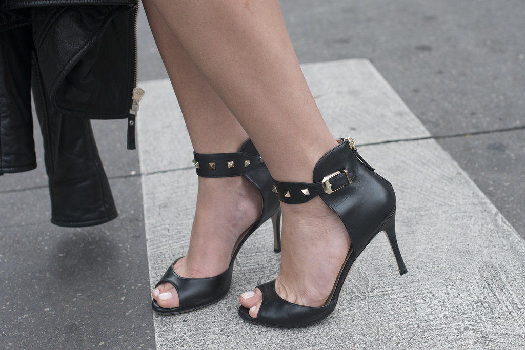 Ankle-Strap Pumps