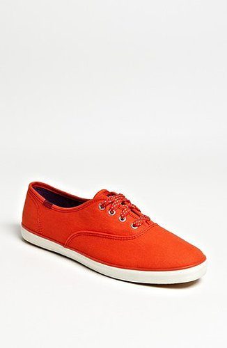 Keds 'Champion' Sneaker (Women) Womens Grenadine Red Size 9 M 9 M