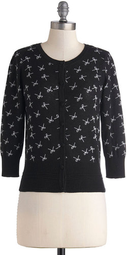 Bows Upon Bows Cardigan