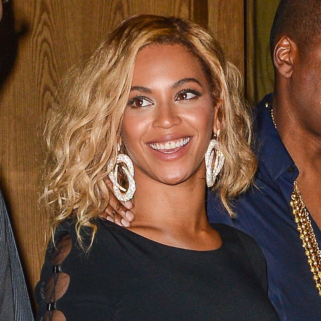 Picture of Beyonce's Hair at 2013 MTV VMAs Afterparty ...