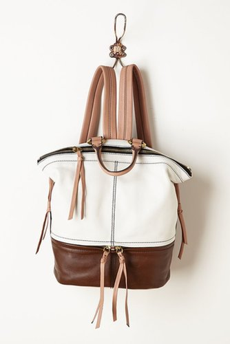 Arsenale Leather Backpack