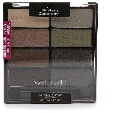 Wet n Wild Color Icon Collection Eyeshadow Comfort Zone 738