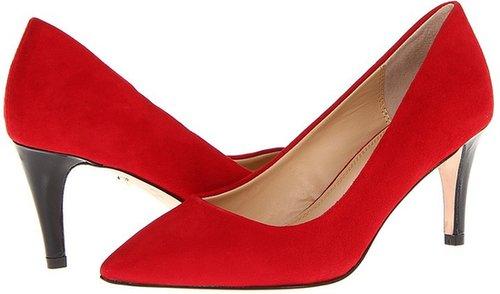 Diane Von Furstenberg - Anette 70 New Heel (Iris) - Footwear