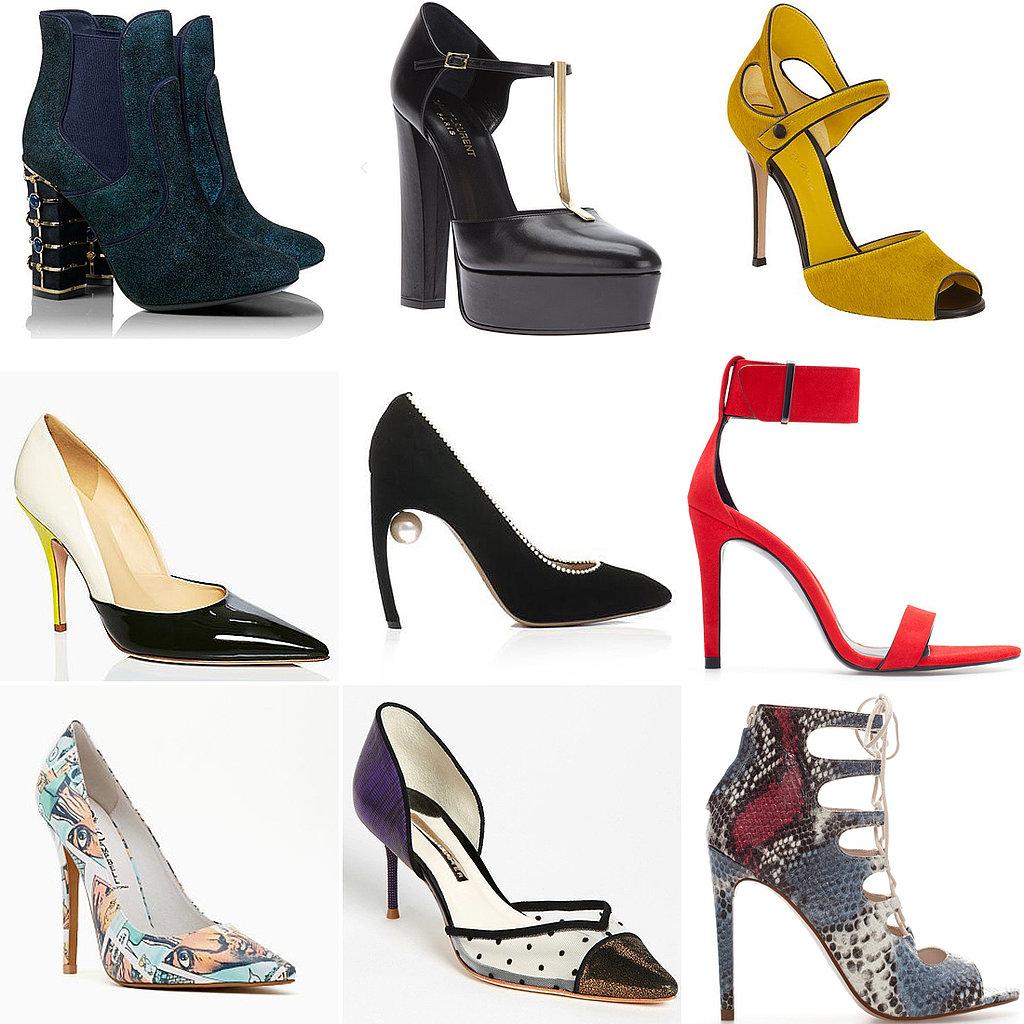 Fall Shoe Trends 2013 Popsugar Fashion