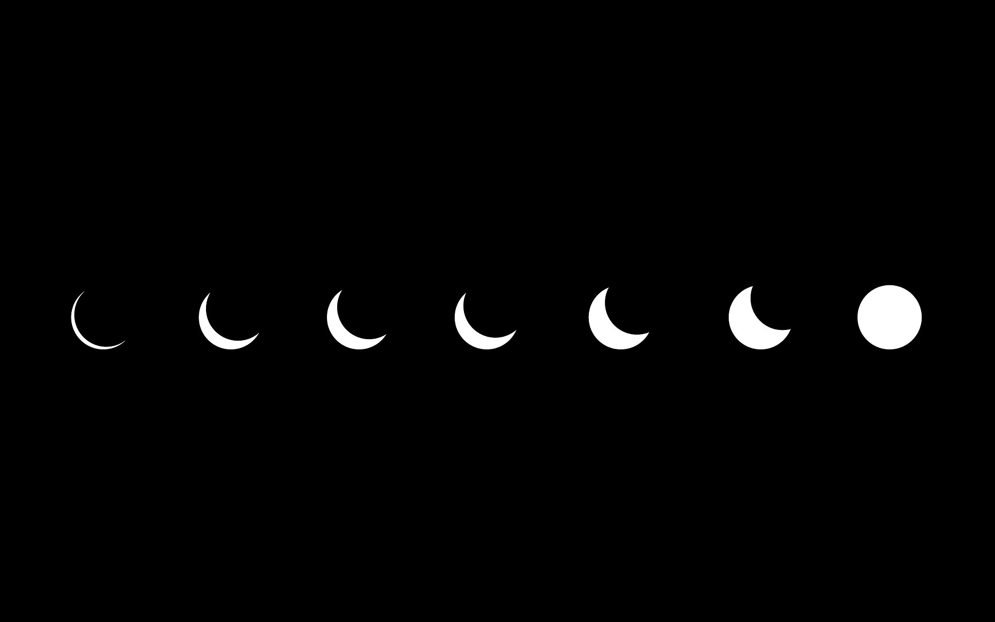 Fases de Lua by Arthur Andrini