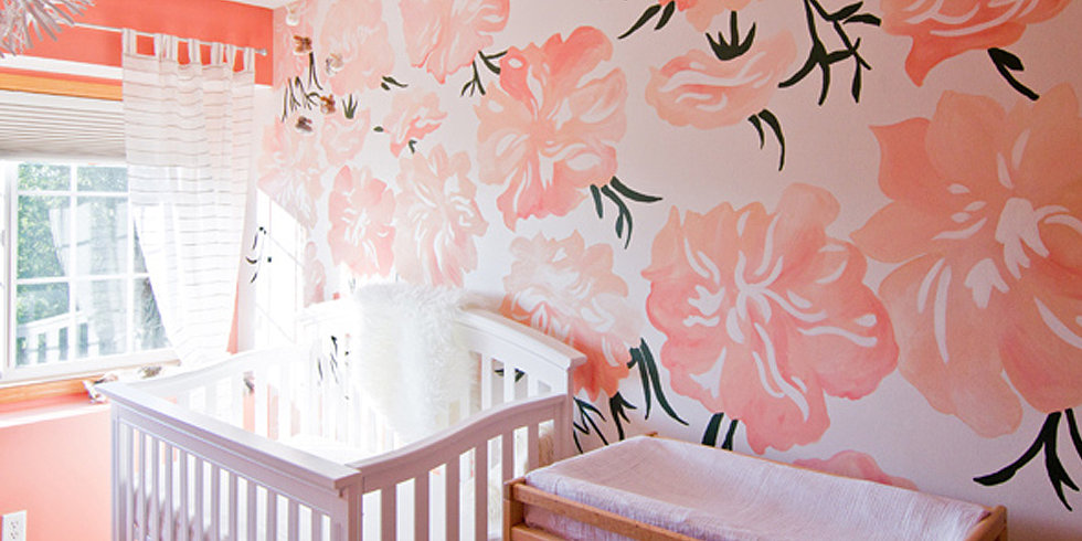 Everything's Coming Up Roses in This Sweet Nursery!