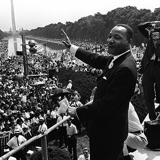 """""""I Have a Dream"""" Speech 50-Year Anniversary (Video)"""