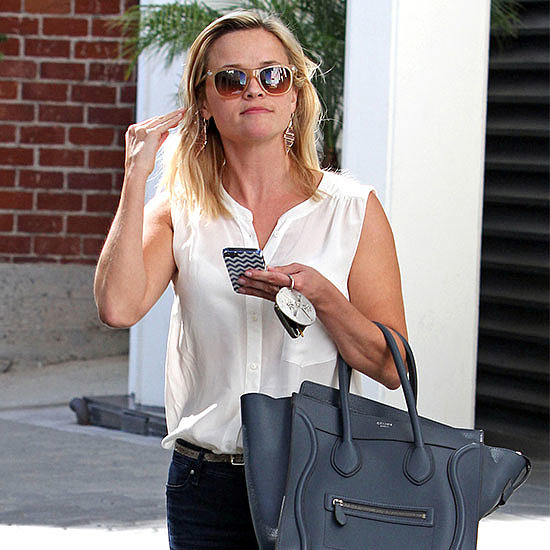 Reese Witherspoon Carrying Celine Bag | Video