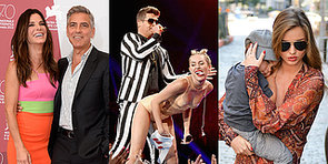 The Week in Pictures: Miranda and Flynn, Robin and Miley's Controversial VMAs & More!
