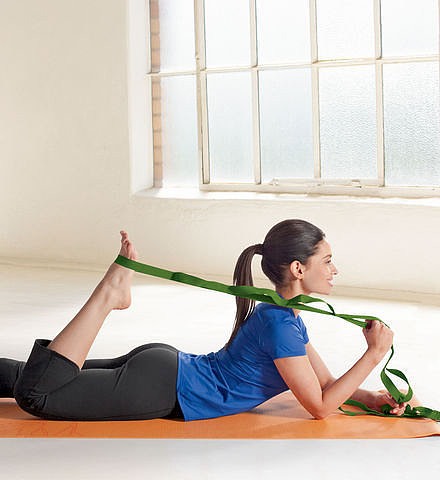 Multi-Grip Stretch Strap