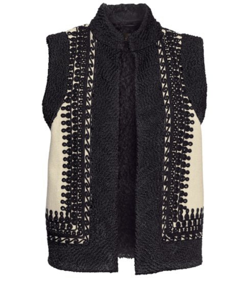 H&M Fall Paris Collection Vest | Review