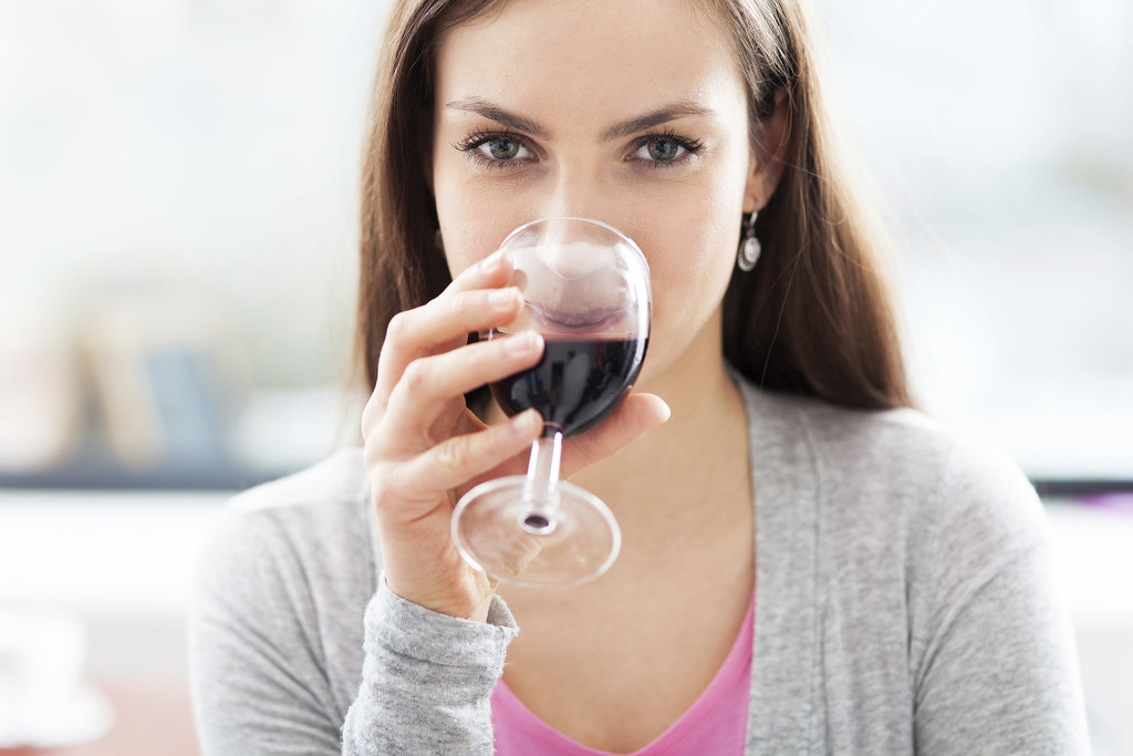 Have a Glass of Red Wine