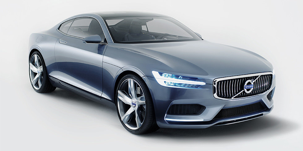 4 Features in Volvo's Concept Coupe That We're Coveting