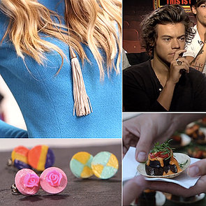 Best of POPSUGARTV, Aug. 26 to Aug. 30, 2013