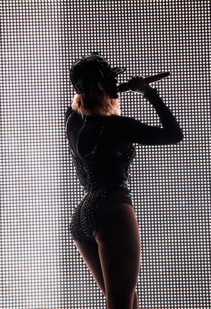 Beyoncé took the stage on day one of the festival.