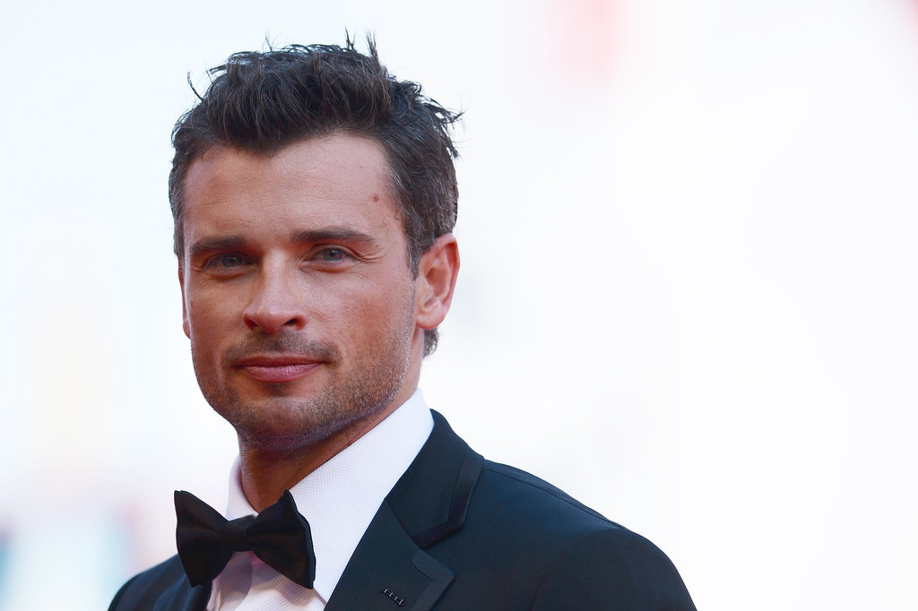 Tom Welling attended the Parkland premiere at the Venice Film Festival.
