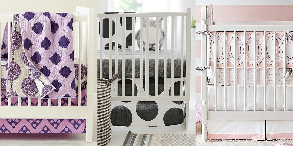 Modern Baby Bedding Without a Princess in Sight