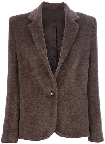 Acne textured blazer