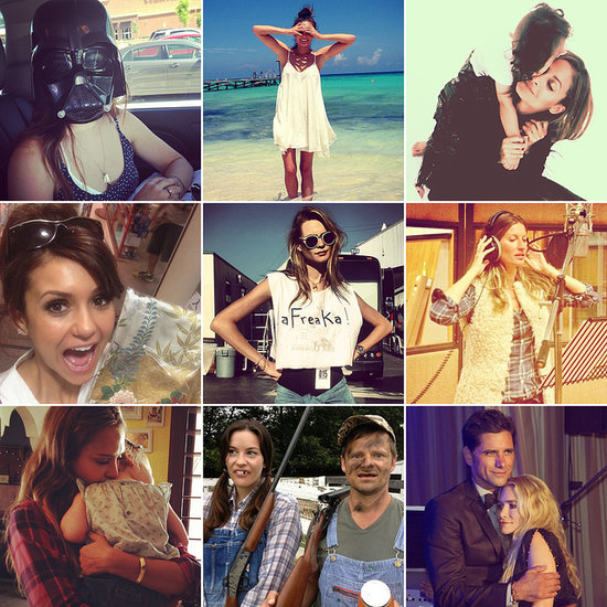 Baby Love, Beach Babes, and More of the Week's Cute Celebrity Candids