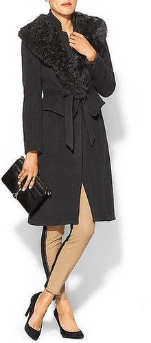Tracy Reese Peplum Coat