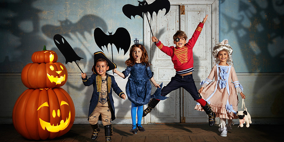 H&M's Charity Collection Will Have Kids Practicing Their Curtsies