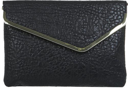 Black bar trim clutch