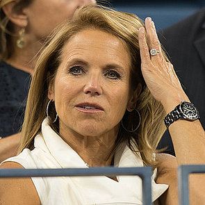 Katie Couric's Engagement Ring Pictures