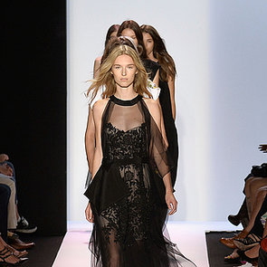 BCBG Spring 2014 Hair and Makeup | Runway Pictures