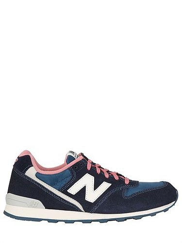 New Balance - 996 Suede And Nylon Sneakers