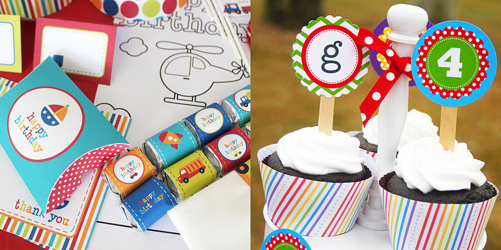 The Best of the Best For Party Printables
