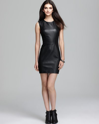 Rebecca Minkoff Dress - Logan Leather
