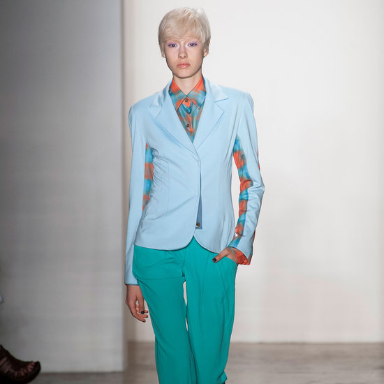 Costello Tagliapietra Spring 2014 Runway | NY Fashion Week