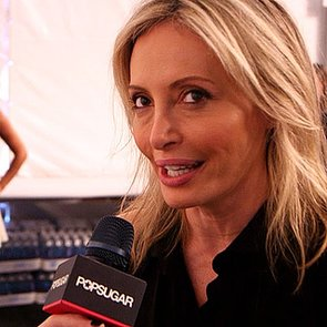 Lubov Azria Interview at Fashion Week Spring 2014 | Video