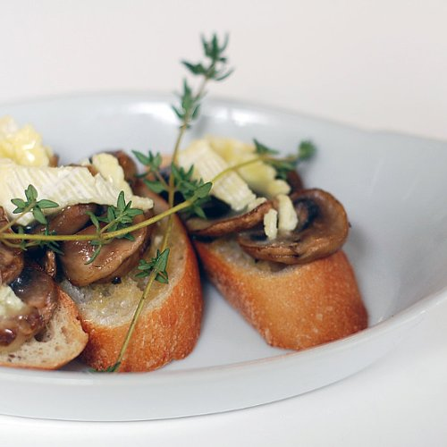 Fall Mushroom Recipes