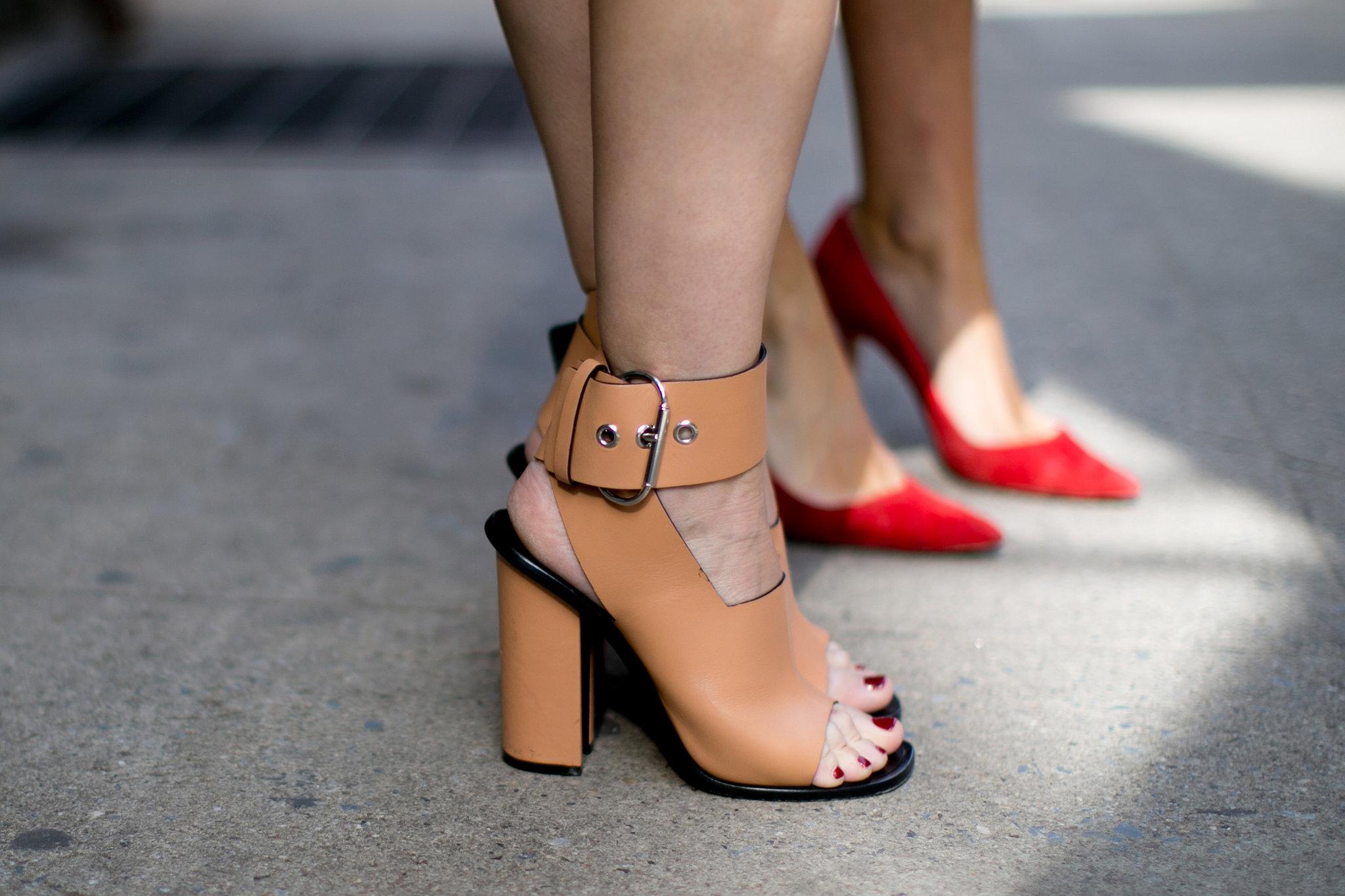 Shoe envy.