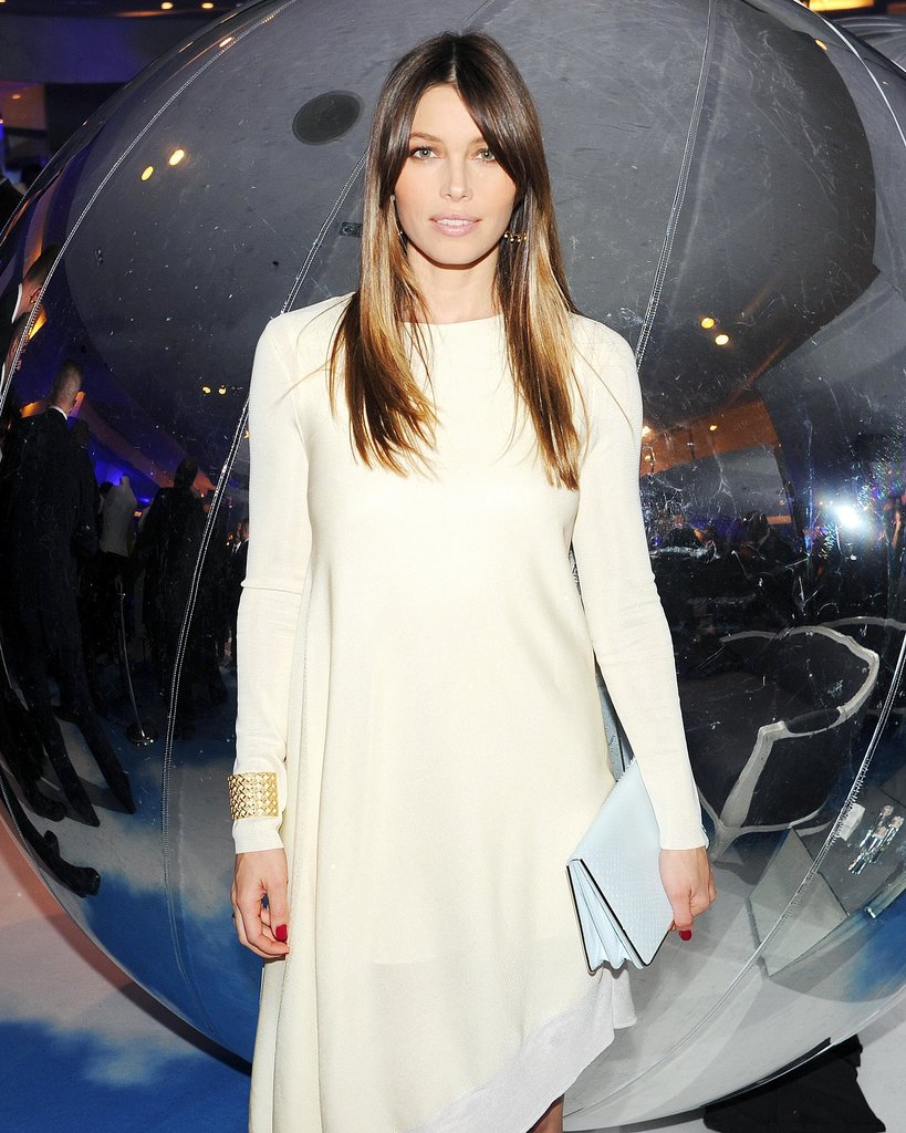 Jessica Biel Flexes Her Fashion Week Muscles For a Busy Night In NYC