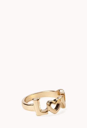 FOREVER 21 Lovely Ring