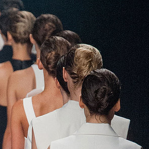 Yigal Azrouel Spring 2014 Hair and Makeup | Runway Pictures