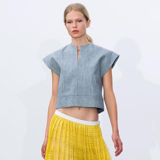 2014 Spring New York Fashion Week Runway Derek Lam | Picture