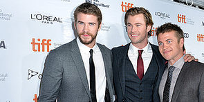 Three Hemsworth Brothers Are Better Than One at TIFF