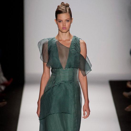 Carolina Herrera Spring 2014 Runway Show | NY Fashion Week