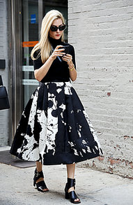 Joanna-Hillman-made-ladylike-look-so-cool-paint-splattered-Tibi