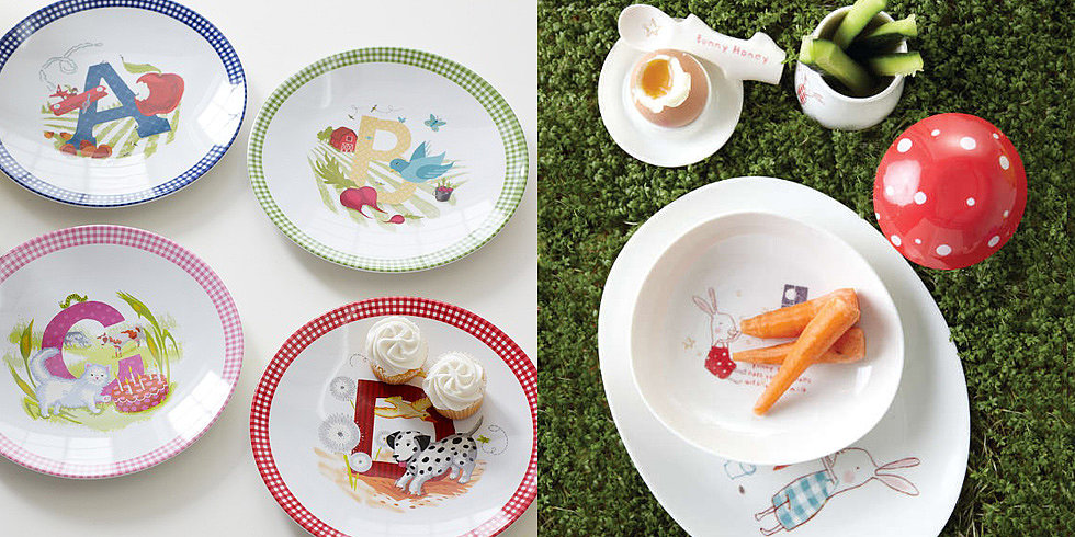 8 Unbreakable Options For Your Kids' Place Settings