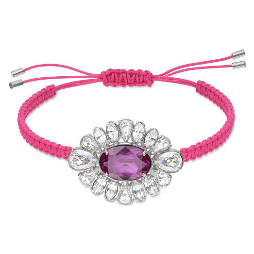 Swarovski Shourouk Pink Bracelet Review