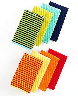 Fiesta Kitchen Towels, Set of 4 Bar Mops