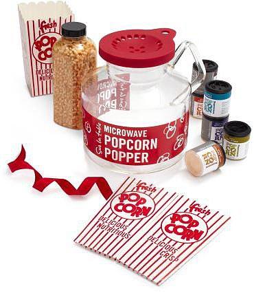 Popcorn Kit Gift Set