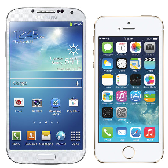 IPhone 5S or Samsung S4
