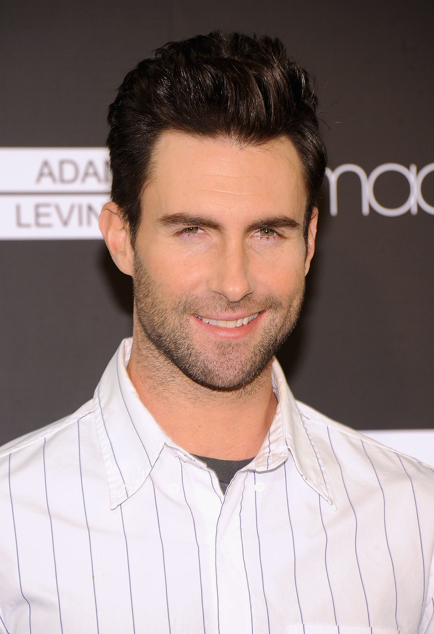 """Adam Levine told Out about his brother Michael in 2011: """"I can single-handedly dispel any ideas that sexuality is acquired. Trust me: you're born with it. My brother is gay, and we knew when he was 2. We all knew."""""""