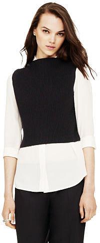Joline Cropped Sweater